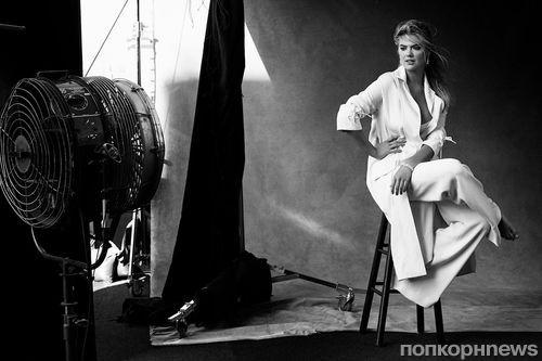 Кейт Аптон в журнале Harper's Bazaar Австралия. Декабрь 2015