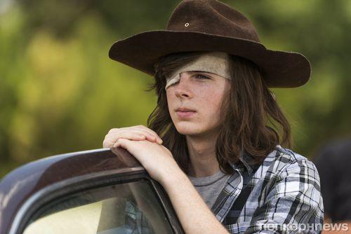 Официально: Карл умрет в 9 серии 8 сезона «Ходячих мертвецов»