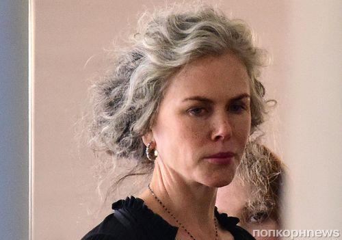 Николь Кидман превратилась в старуху ради роли