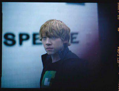 Новая фотосессия Руперта Гринта