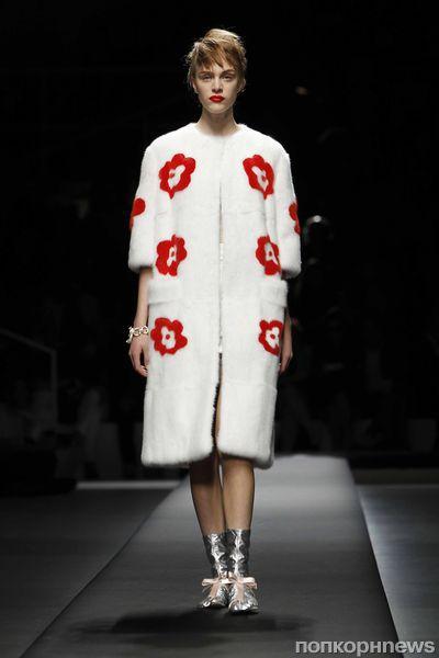 Модный показ Prada. Весна / лето 2012-2013