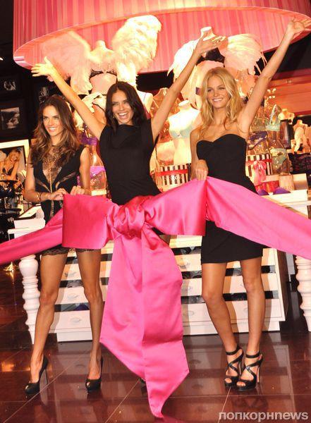 Ангелы  Victoria's Secret в Пуэрто-Рико