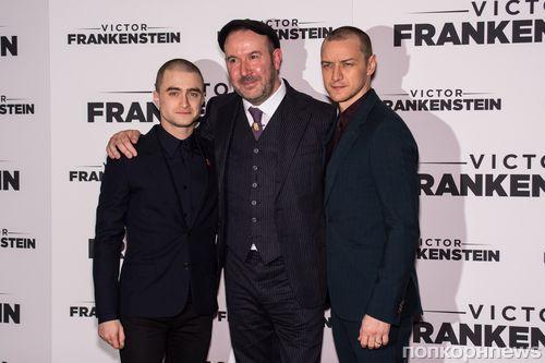 Премьера фильма «Виктор Франкенштейн» в Нью-Йорке