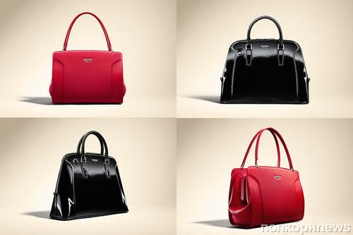 Женские сумки от Bentley Motors