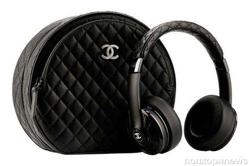 Наушники от Chanel и Monster Headphones
