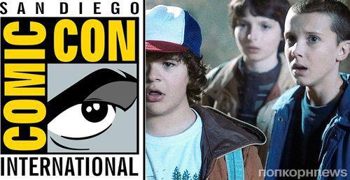 Новости сериалов с Comic Con 2017: «Древние», «Ривердейл», «Мир Дикого Запада», «Очень странные дела» и другие