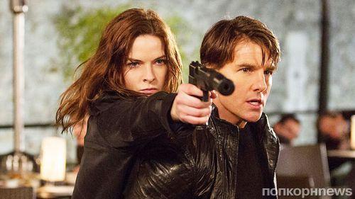 Ребекка Фергюсон подтвердила, что вернется в «Миссия невыполнима 7»