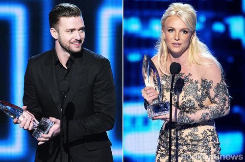 СМИ: Бритни Спирс и Джастин Тимберлейк записывают совместную песню