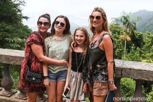 Бразильские каникулы Кейт Мосс