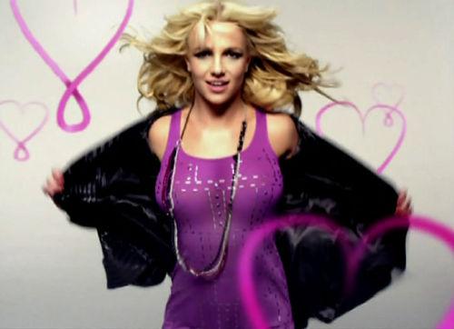 Бритни Спирс в рекламе новой линии одежды Britney For Candie's