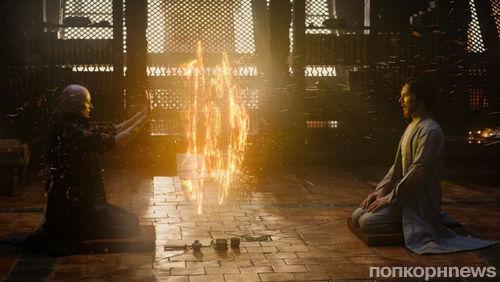 Официально: Тильда Суинтон вернется к роли Старейшины в «Мстителях 4»