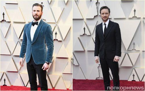 Фото: самые красивые мужчины-знаменитости на красной дорожке «Оскара» 2019