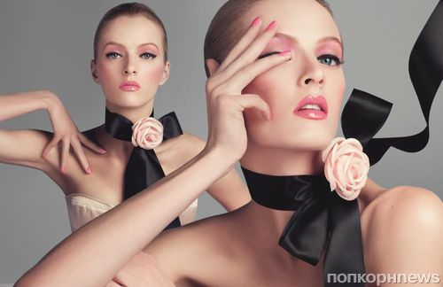 Весенняя коллекция декоративной косметики Cherie Bow от Dior