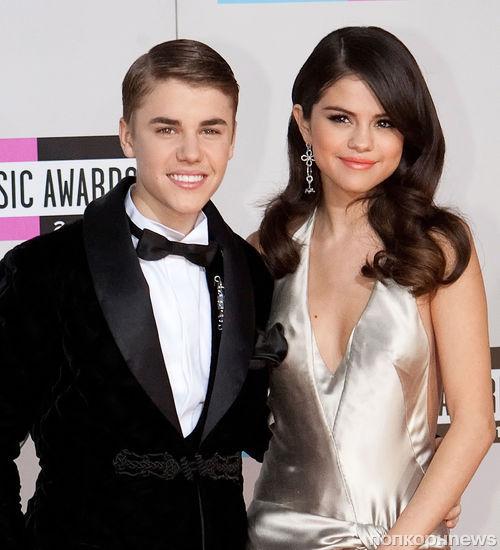 Селина Гомес и Джастин Бибер самые популярные знаменитости в Интернете