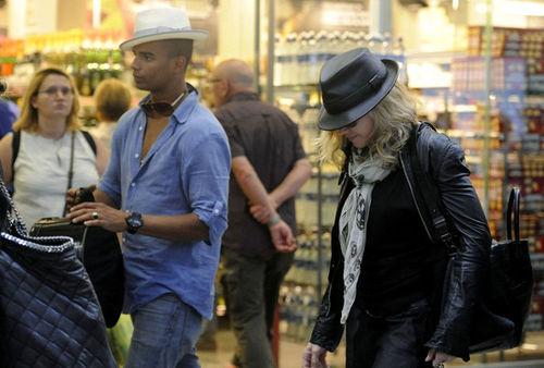 Мадонна и Брахим Зайбат возобновили отношения