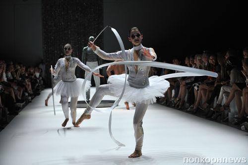 Модный показ новой коллекции Marc Cain. Весна/лето 2015