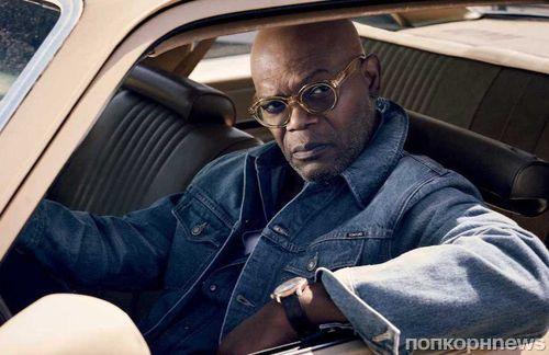 Суровый Сэмюэл Л. Джексон снялся в фотосессии для Vogue Man Arabia