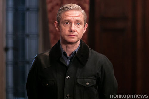Мартин Фриман едва не лишился роли в «Шерлоке» из-за своего поведения на кастинге