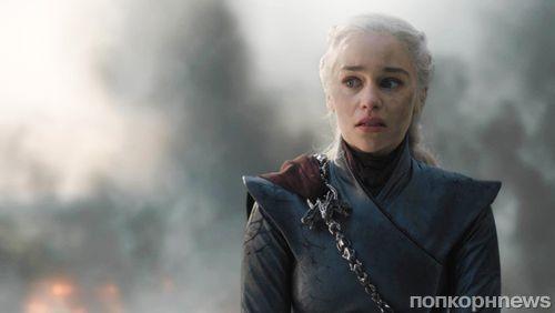 Эмилия Кларк о своей реакции на финал «Игры престолов»: «Я рыдала»