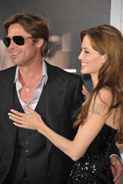 Брэд Питт хотел выдать Анджелину Джоли за фашиста
