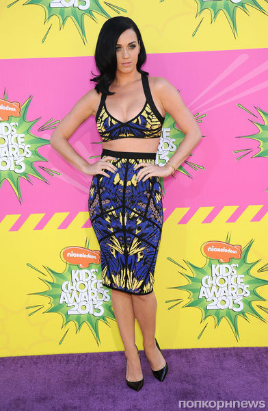 Церемония Kids Choice Awards 2013