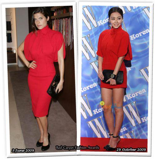 Fashion battle: Лейк Белл и Су-Хен Хонг