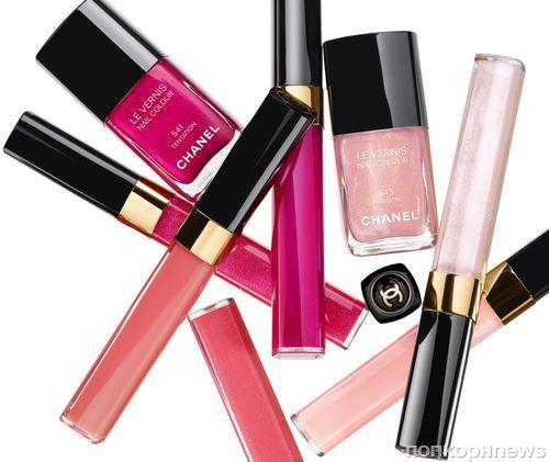 Мини-коллекция декоративной косметики Roses Ultimes de Chanel. Весна 2012