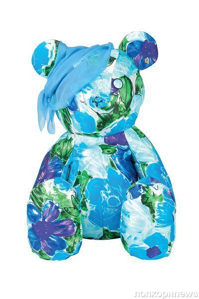 Дизайнеры создали новую коллекцию медведей Pudsey