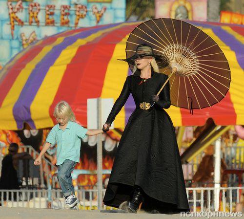 Lady GaGa отправила коллеге по сериалу «Американская история ужасов» зловещую посылку