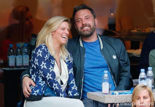 Новая возлюбленная Бена Аффлека впервые прокомментировала их отношения в интервью Elle