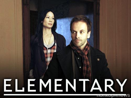 4 сезон сериала «Элементарно»: первые фото отца Шерлока