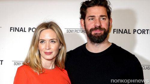 Эмили Блант и Джон Красински рады, что отказались от ролей в киновселенной Marvel