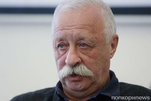 Телеведущий Леонид Якубович попал в ДТП с женой и внучкой