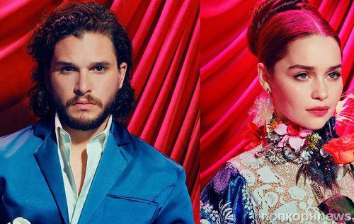 Фото: звезды «Игры престолов» украсили обложку TIME