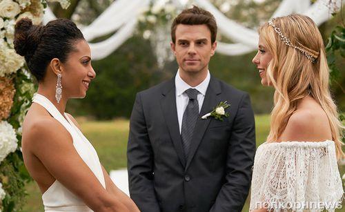 Первые фото: свадьба Фреи и Килин в новом эпизоде «Древних»