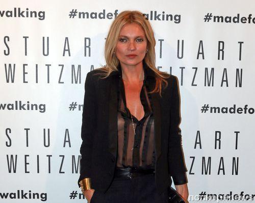 Кейт Мосс стала редактором Vogue