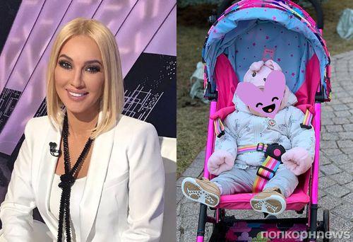 Сдалась: Лера Кудрявцева показала фото 10-месячной дочери