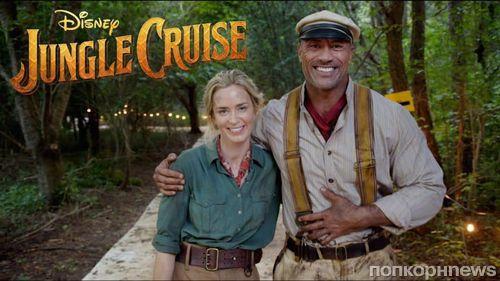Дуэйн Джонсон заработал на 13 млн долларов больше коллеги Эмили Блант за роль в «Круизе по джунглям»