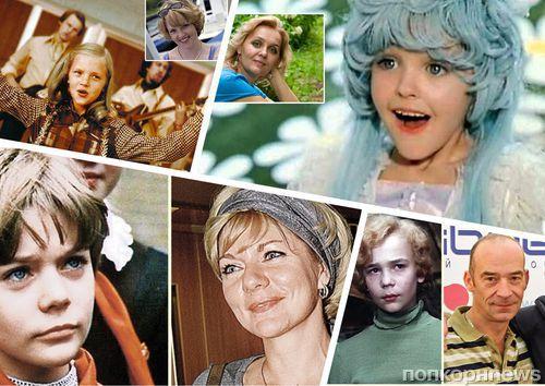 Фото: как сегодня выглядят дети-актеры из «Гостьи из будущего», «Чародеев» и других советских фильмов