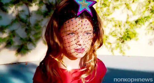 Дети Миллы Йовович и Патрика Демпси снялись для Vogue (видео)