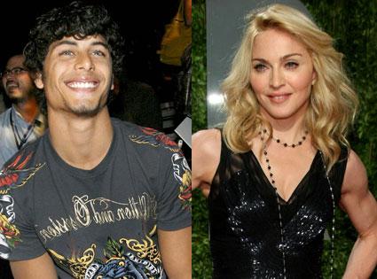 Мадонна и Хесус Луз расстались