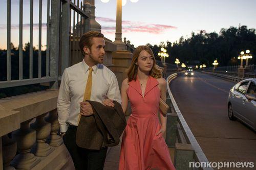 Райан Гослинг и Эмма Стоун в новом трейлере мюзикла «Ла-Ла Ленд»