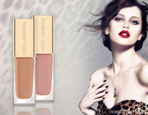 Новая коллекция декоративной косметики Dolce & Gabbana Animalier Signature