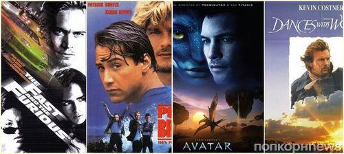 От «Форсажа» до «Аватара»: 10 голливудских лент, сюжет которых внаглую копирует другие фильмы