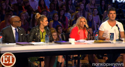 Бритни Спирс и Деми Ловато в превью нового сезона X Factor