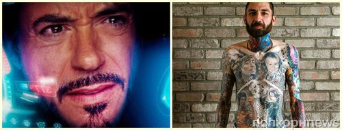 Фанат Marvel сделал 31 татуировку с супергероями и попал в Книгу рекордов Гиннесса (фото)