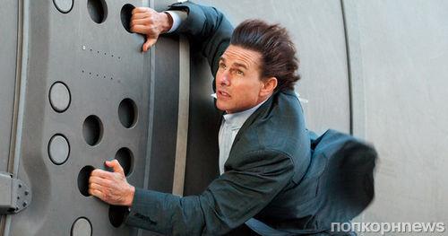 Том Круз готовится выполнить самый сложный трюк в своей карьере
