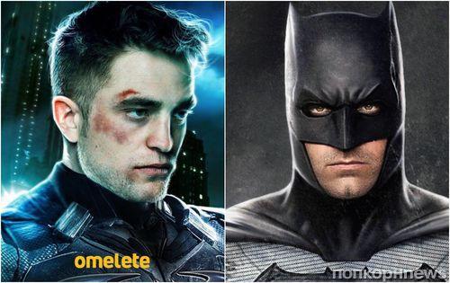 Слухи: Роберта Паттинсона рассматривают на роль Бэтмена