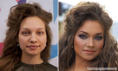 Вот это преображение: 30 девушек, изменившихся до неузнаваемости с помощью макияжа