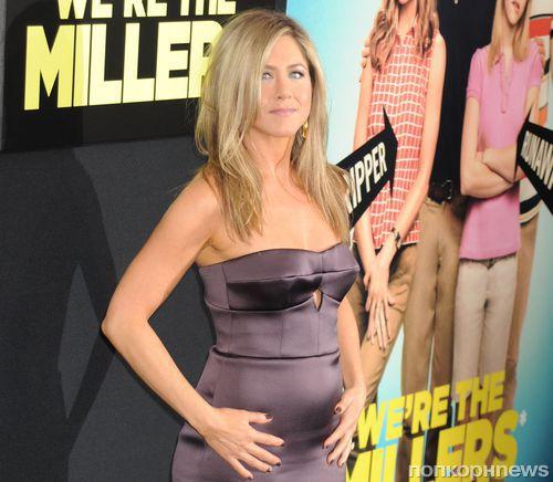 Дженнифер Энистон: Я не беременна!